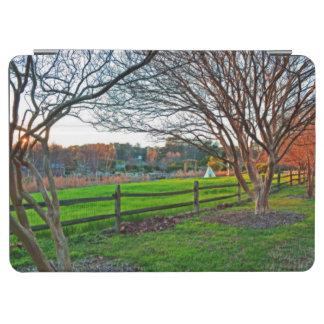 Autumn Sunset iPad Air Cover