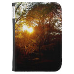 Autumn Sunset Kindle Covers
