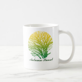 Autumn Sunset Mug