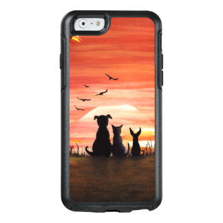 Autumn Sunset OtterBox iPhone 6/6s Case