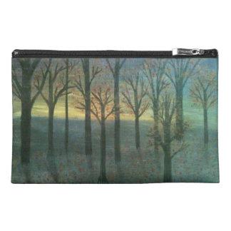 Autumn Sunset Travel Accessories Bags