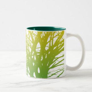 Autumn Sunset Two-Tone Mug