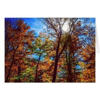 Autumn Sunshine Card