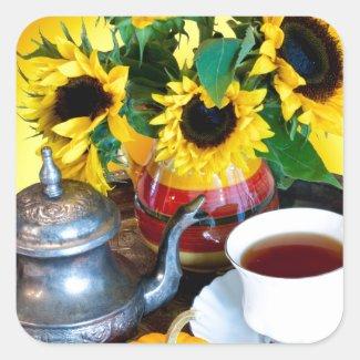 Autumn Tea Service