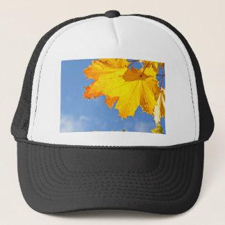 Autumn Themed Trucker Hat