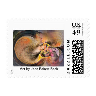 Autumn Tide Postage Stamp