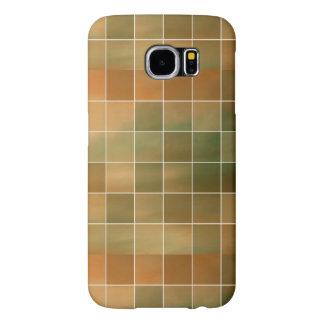Autumn tiles samsung galaxy s6 case