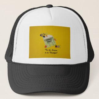 Autumn time! trucker hat