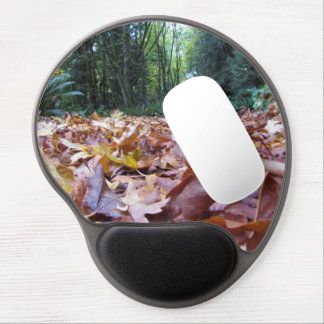 """Autumn Trail"" Gel Mouse tracking pad Gel Mouse Pad"