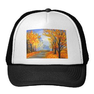 Autumn Trail.jpg Trucker Hat