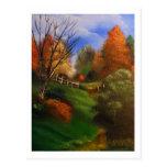 Autumn Trail Postcards