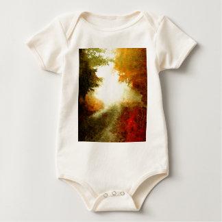 Autumn Trail Baby Creeper