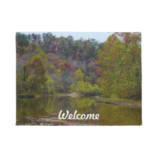 Autumn Tranquility Doormat