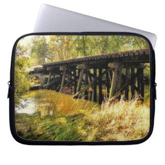 Autumn Travels Laptop Sleeve