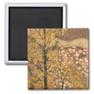 Autumn Tree Magnet