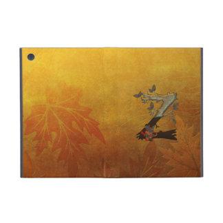 Autumn Tree Monogram Z iPad Mini Covers
