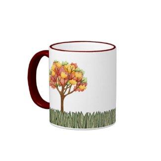 Autumn Tree mug
