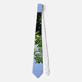 Autumn Tree Neck Tie