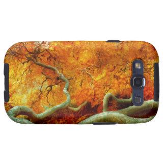 Autumn - Tree - Serpentine Samsung Galaxy S3 Case