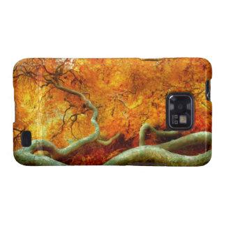 Autumn - Tree - Serpentine Samsung Galaxy S2 Covers
