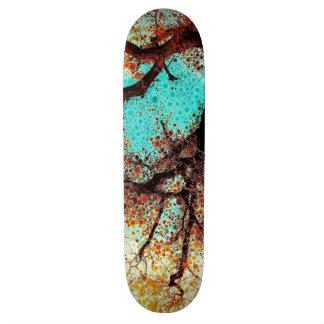 Autumn Tree Skateboard