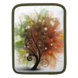 Autumn Tree Sleeves For iPads