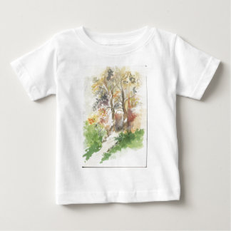 AUTUMN TREES BABY T-Shirt
