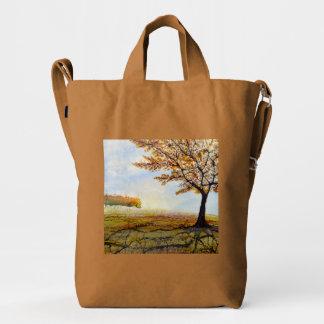 """Autumn Trees Bag"" Duck Bag"