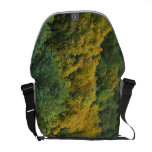 Autumn trees courier bags