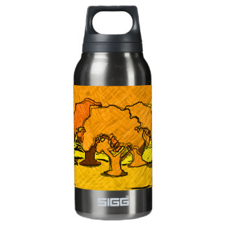 AUTUMN TREES INSULATED WATER BOTTLE