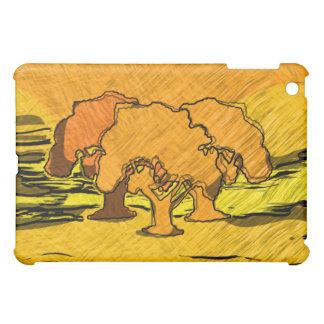 AUTUMN TREES CASE FOR THE iPad MINI