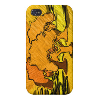 AUTUMN TREES iPhone 4/4S COVERS