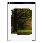 Autumn Trees Landscape Decals For iPad 3