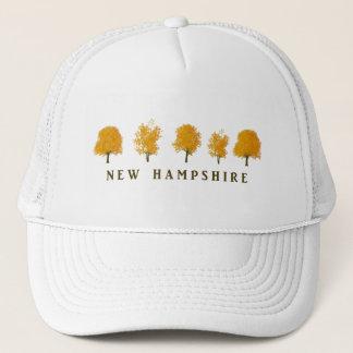 Autumn Trees - NH Trucker Hat