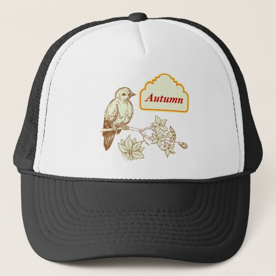 Autumn Trucker Hat