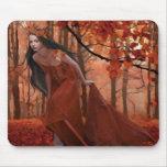 Autumn Tryst Mousepad