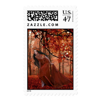Autumn Tryst Stamp