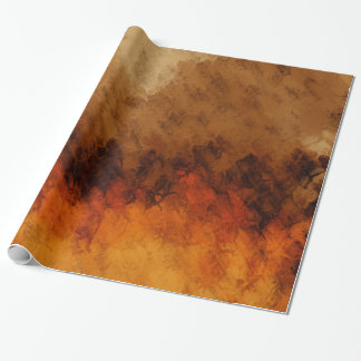 Autumn Twilight Wrapping Paper