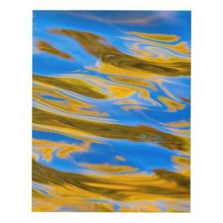 Autumn Two Medicine River | East Glacier Montana Panel Wall Art