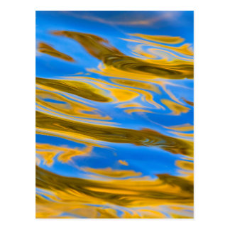 Autumn Two Medicine River | East Glacier Montana Postcard