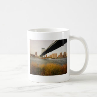 Autumn Under the Manhattan Bridge Mug