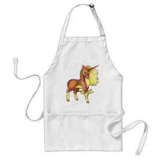 Autumn Unicorn Apron