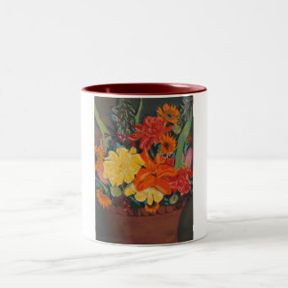Autumn Urn mug