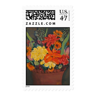 Autumn Urn postage