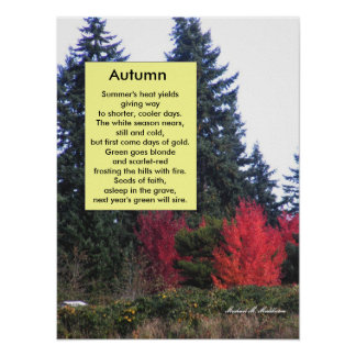 Autumn, V Posters