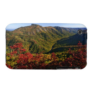 Autumn view of Linville Gorge often called the iPhone 3 Case