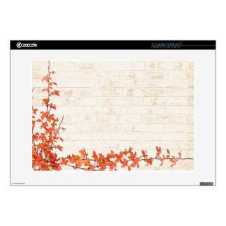 "Autumn Vine Skin For 15"" Laptop"