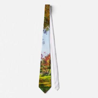 Autumn Vista Neck Tie