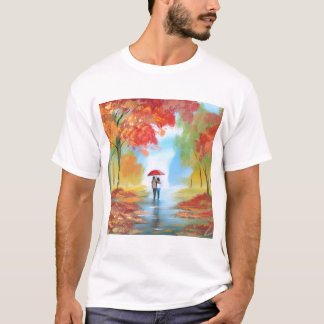 Autumn walk T-Shirt