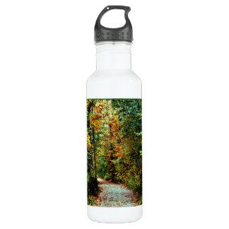 Autumn Walk Water Bottle